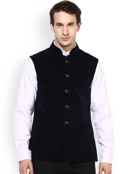 f0f81ce90 Nehru Jackets - Buy Nehru Jackets Online in India | Myntra