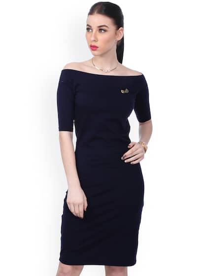 25a3cb7a1b5e Bodycon Dress - Buy Stylish Bodycon Dresses Online | Myntra