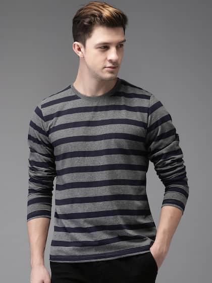 Men T-shirts - Buy T-shirt for Men Online in India  e7d6d6651d9