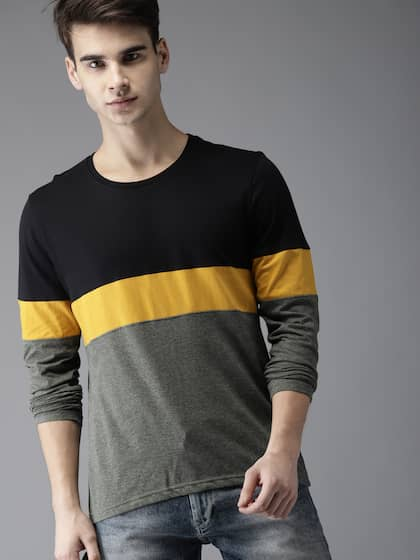 d8a31dd79a T-Shirts - Buy TShirt For Men, Women & Kids Online in India | Myntra