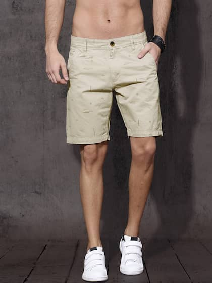f4626cff82 Men Shorts - Buy Shorts & Capris for Men Online in India | Myntra