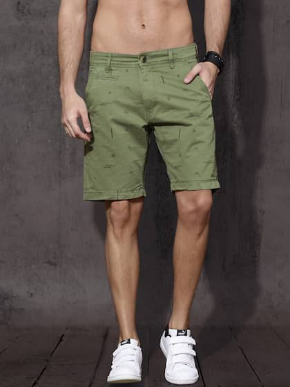 a7ef7fa766 Men Shorts - Buy Shorts & Capris for Men Online in India | Myntra