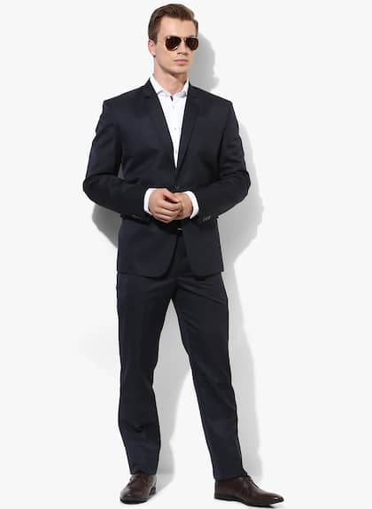 Suits For Men Buy Men Suit Blazer Online Myntra