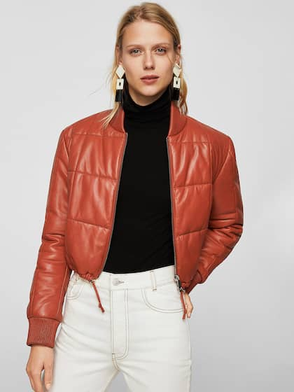 ae22c65f63 MANGO Jackets - Buy Jacket from MANGO Online in India | Myntra