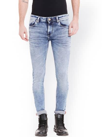 93b588fc Jeans - Buy Jeans for Men, Women & Kids Online in India | Myntra