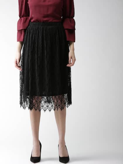 42002a1694 Forever 21 Midi Skirts - Buy Forever 21 Midi Skirts online in India