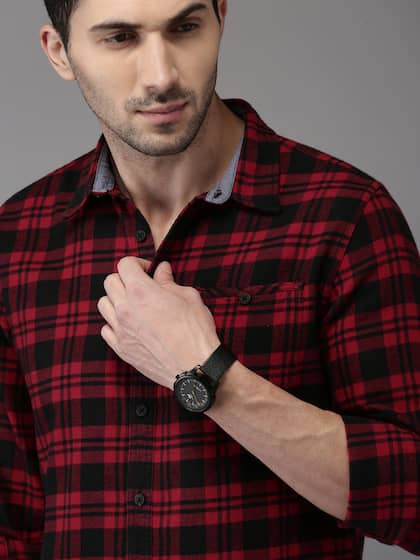 2b73ebed018 Casual Shirts for Men - Buy Men Casual Shirt Online in India