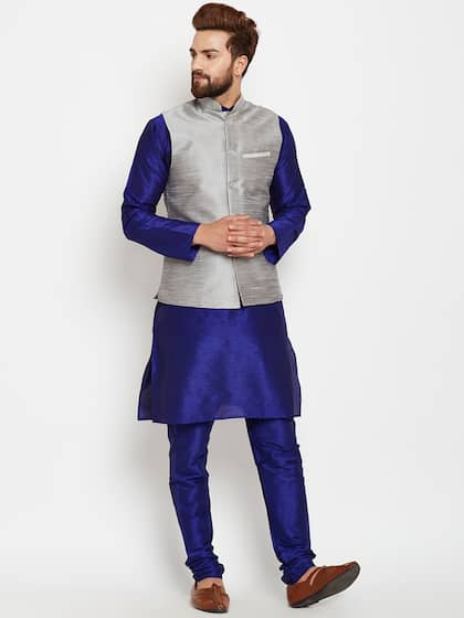 fc9bd5749774 Kurtas for Men - Buy Men s Kurtas Online - Myntra