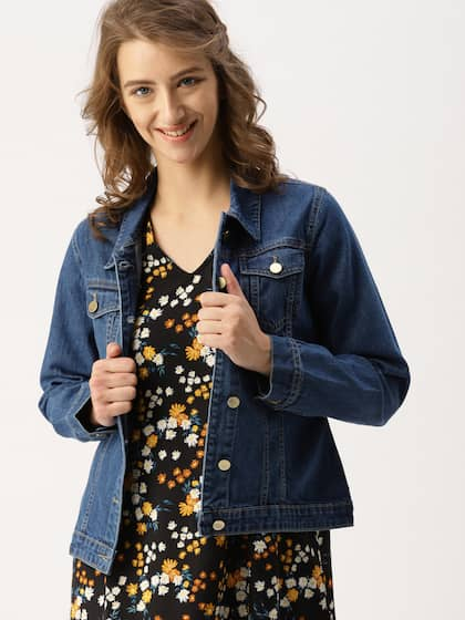 2a479e9d3e8d Jackets for Women - Buy Casual Leather Jackets for Women Online