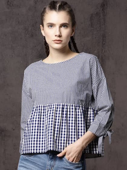 2aec5cc712315f Shopping Time Tops - Buy Shopping Time Tops online in India