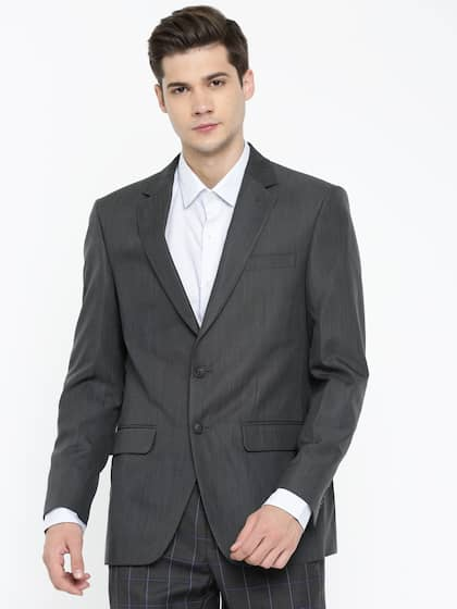 e7f2a01b4bb713 Peter England Blazers | Buy Peter England Blazers Online in India