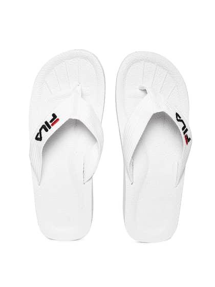 a14c96474d69 Fila Flip Flops - Buy Fila Flip Flops Online in India