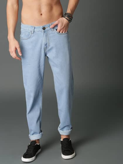 Men Jeans - Buy Jeans for Men in India at best prices   Myntra a960530b3b