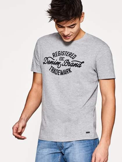 5bd935756 Men T-shirts - Buy T-shirt for Men Online in India   Myntra