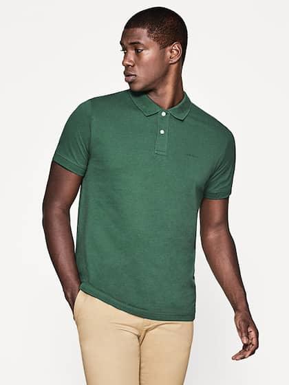 a2c6cf04d2 Men T-shirts - Buy T-shirt for Men Online in India   Myntra
