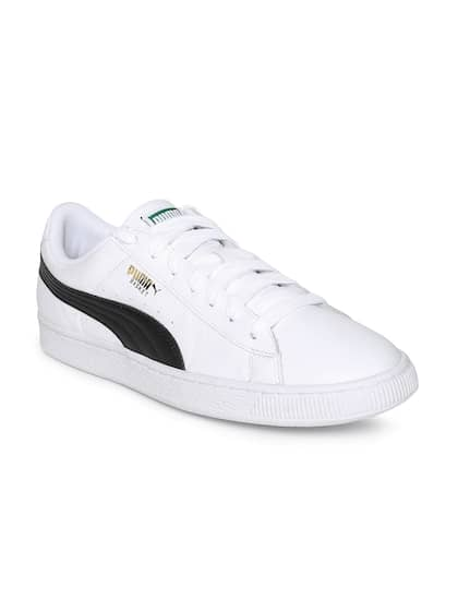 f63f739af15 Puma Basket Shoes Men - Buy Puma Basket Shoes Men online in India