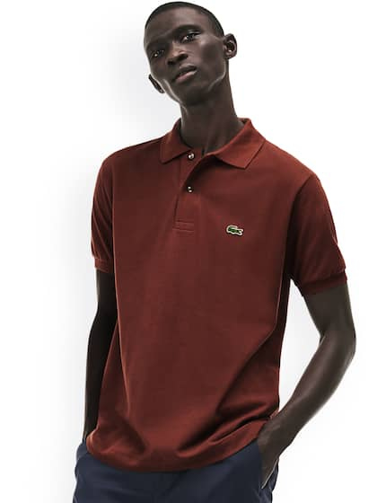 bbbf8814 Lacoste T-Shirts - Buy T Shirt from Lacoste Online Store | Myntra