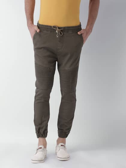 7f88f81974b Olive Green Jeans - Buy Olive Green Jeans online in India