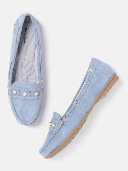 4c1a87c383d Loafers for Women - Buy Ladies Loafers Online in India | Myntra