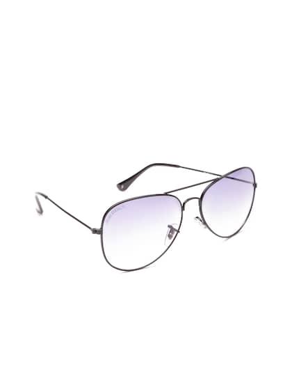 de457e78be Joe Black. Unisex Aviator Sunglasses