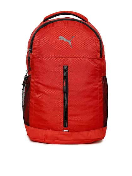 0ea5908ccd3e Red Puma Bags Backpacks - Buy Red Puma Bags Backpacks online in India