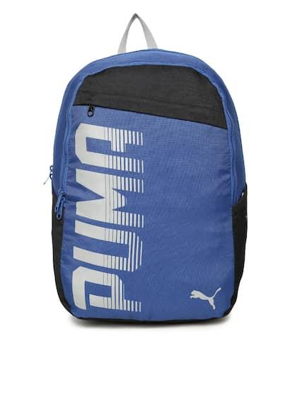Puma Backpacks - Buy Puma Backpack For Men   Women Online   Myntra 2bdce49411