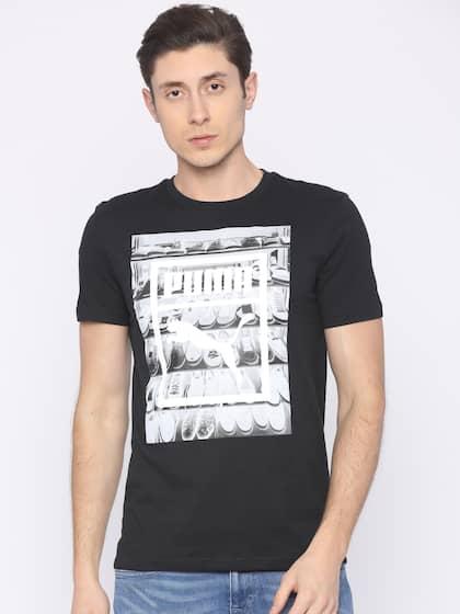 4e097e9b1 Puma T shirts - Buy Puma T Shirts For Men & Women Online in India