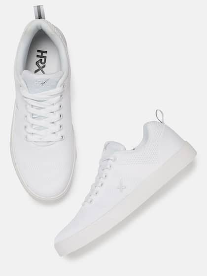 HRX by Hrithik Roshan Men White Running Shoes