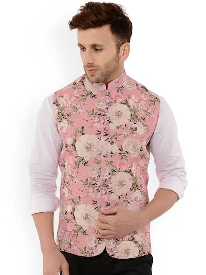 c0681df162aea Nehru Jackets - Buy Nehru Jackets Online in India