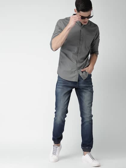 11222c31f7f7 Casual Shirts for Men - Buy Men Casual Shirt Online in India