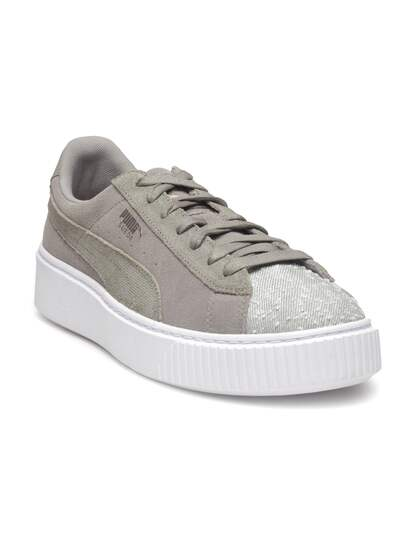 24876eda3257 Puma Purple Shoes S Casual - Buy Puma Purple Shoes S Casual online ...