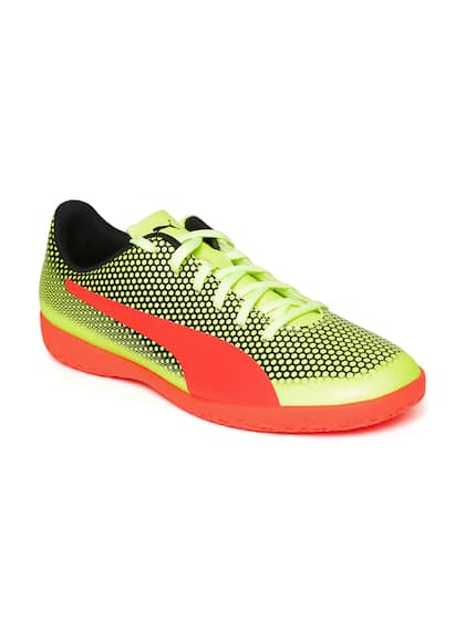 6a1a215e8c7b Puma Yellow Sports Shoes - Buy Puma Yellow Sports Shoes online in India