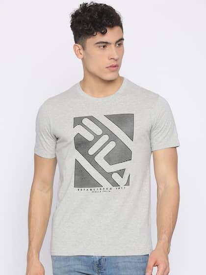 7611fffc12510 Fila T-shirt - Buy Fila T-shirts for Men & Women Online in India