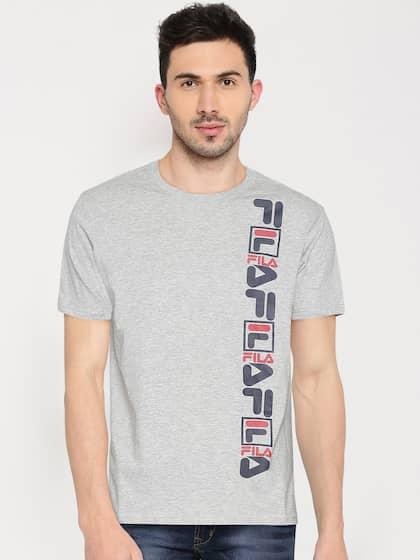 fa610a6c3 Fila T-shirt - Buy Fila T-shirts for Men & Women Online in India