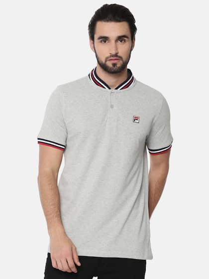 0ca25856 Fila T-shirt - Buy Fila T-shirts for Men & Women Online in India