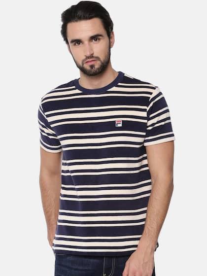 fe005dfd025d4 Fila T-shirt - Buy Fila T-shirts for Men & Women Online in India