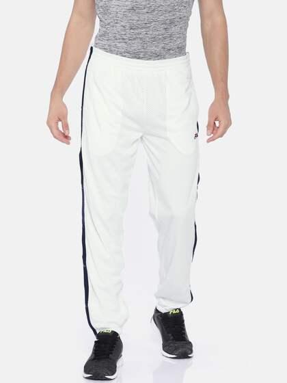 0f9404fc0e332 Men Fila Track Pants - Buy Men Fila Track Pants online in India