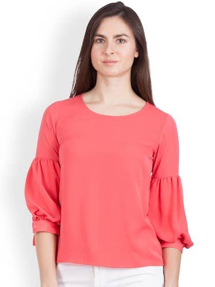 c71a622002f Women's Tops   Buy Tops for Women Online in India at Best Price