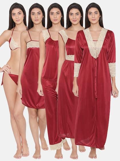 Clovia Nightdresses - Buy Clovia Nightdresses online in India e64ab7394