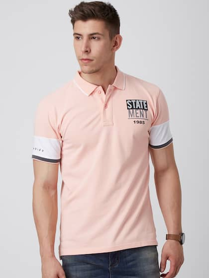 a90c861b42 Men T-shirts - Buy T-shirt for Men Online in India | Myntra