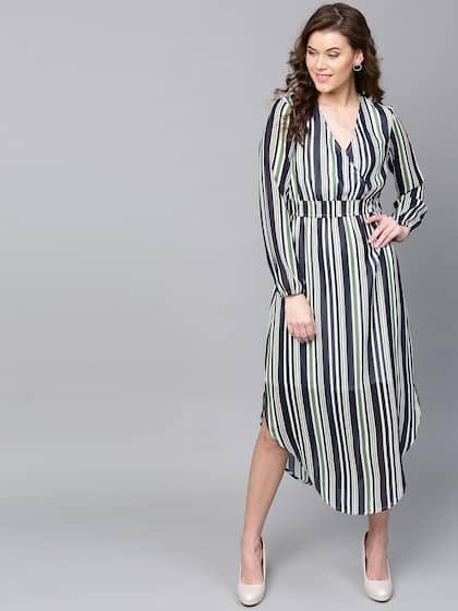 Gray Velvet Dress
