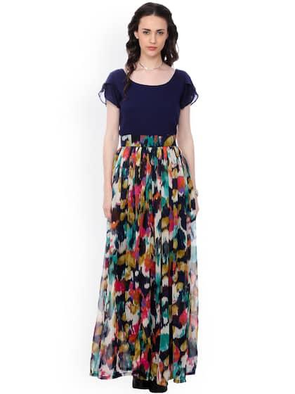 Chiffon Dress - Buy Trendy Chiffon Dresses Online in India  00e18be03