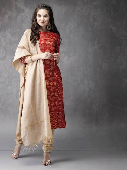 b7af310d7c53 Salwar Suits - Buy Designer Salwar Suit Online in India | Myntra
