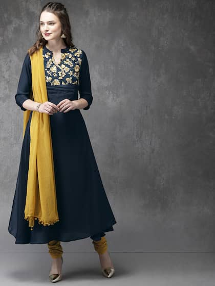 5c1f4e5cd5a Kurtis Online - Buy Designer Kurtis & Suits for Women - Myntra