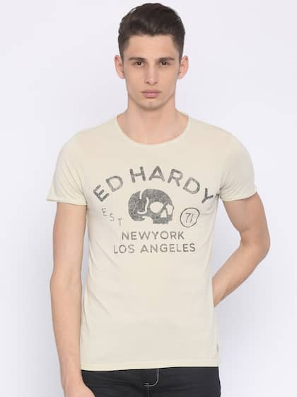 62ccbcc81e2 Ed Hardy Tshirts - Buy Ed Hardy Tshirts Online in India