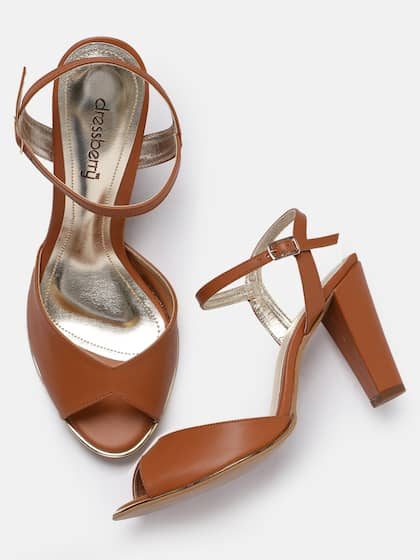 12d22ece3bacf Peep Toe Shoes   Buy Peep Toe Shoes Online in India at Best Price