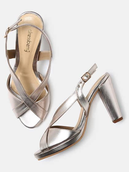 65837ad1c34 Peep Toe Shoes   Buy Peep Toe Shoes Online in India at Best Price