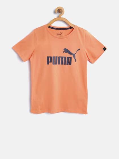 Puma T shirts - Buy Puma T Shirts For Men   Women Online in India 1255b1935629