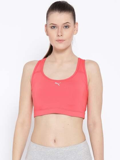 Sports Bra - Shop Online For Women Sports Bras in India  5dd34e70b