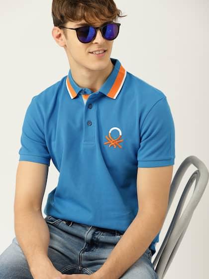 ae09937745b UCB T-shirt - Buy United Colors of Benetton T-shirts for Men   Women